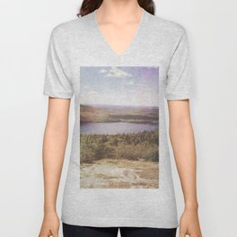 hidden rainbow Unisex V-Neck