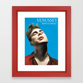 Venussey Framed Art Print