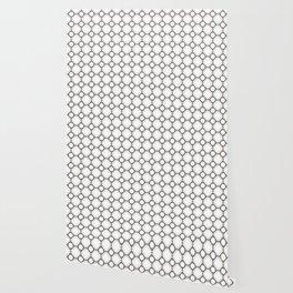 Geometric Pattern - Oriental Star Design 4 Wallpaper