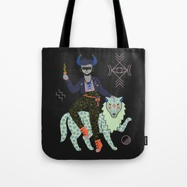 Witch Series: Demon Tote Bag