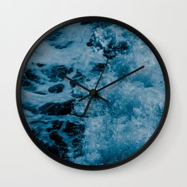 Crystallize Wall Clock