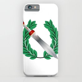 Wreath Winner iPhone Case