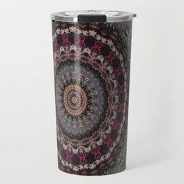 """1+1=1"" Mandala Travel Mug"