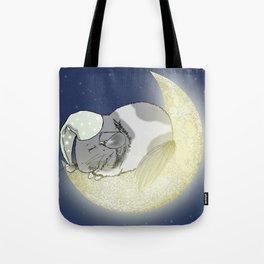 Good Night Little Pinto Tote Bag