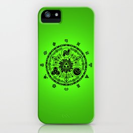 Legend Of Zelda Historia iPhone Case