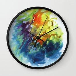 Phenom 4 Wall Clock