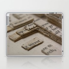 Book Art Maze 2 Laptop & iPad Skin