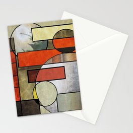 Falling Industrial Stationery Cards