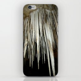 Stalactites iPhone Skin