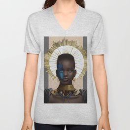 The ArcAndroid Unisex V-Neck