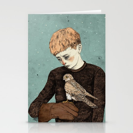 Kes  Stationery Cards