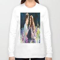 saga Long Sleeve T-shirts featuring Twilight saga by Duitk