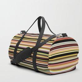 Old Skool Stripes - The Dark Side - Horizontal Duffle Bag