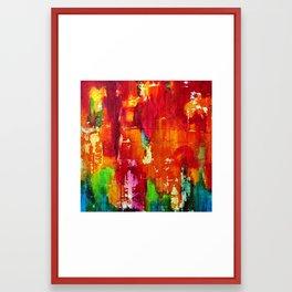 Reflets II Framed Art Print