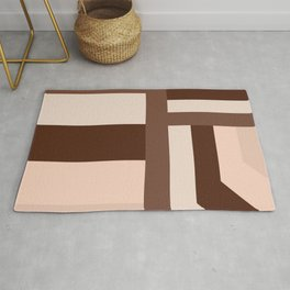 stripes pattern 9 geometric coi Rug