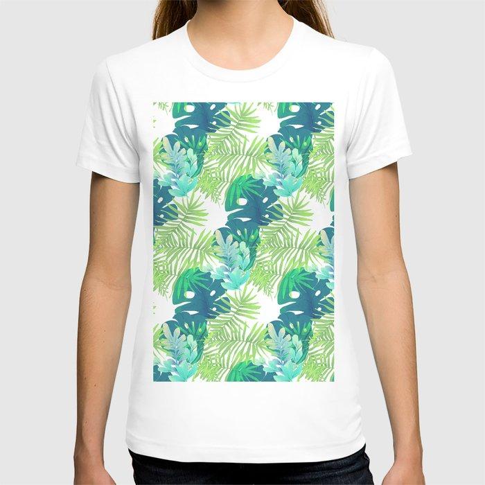 Tropical Leaves T-shirt
