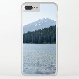 Mountain Spring at Lake Todd Clear iPhone Case