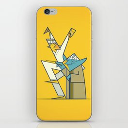The Return of the Karate Kid iPhone Skin