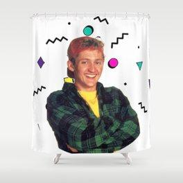Bill S Preston Esquire Shower Curtain