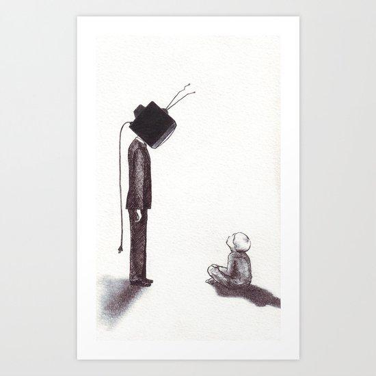 PG Art Print
