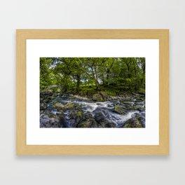 River Conwy Framed Art Print