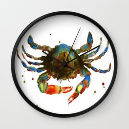 Maine Man Wall Clock