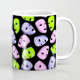 Masks I Coffee Mug