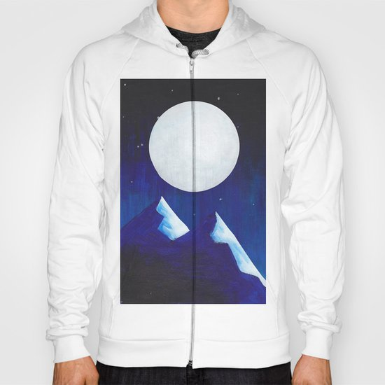 Moonscape Hoody