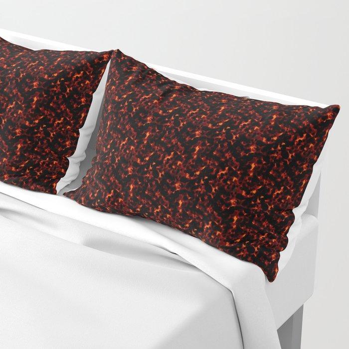 Dark Tortoiseshell Pillow Sham