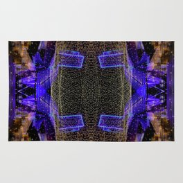 City Synthesis Rug