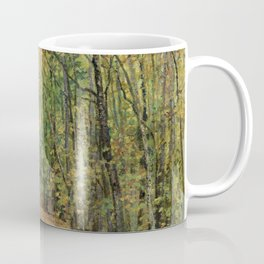 "Camille Pissarro ""The Woods at Marly"" Coffee Mug"