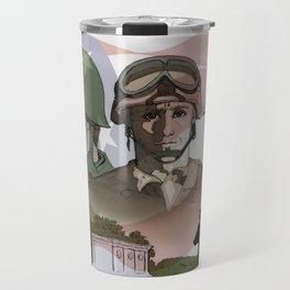 Evolution of the American Soldier Travel Mug