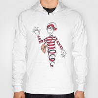 waldo Hoodies featuring Waldo by Lady Catton