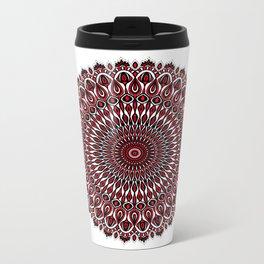 Enticing red Travel Mug