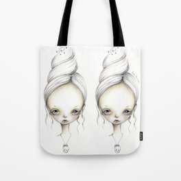 Hidden Trinkets Tote Bag