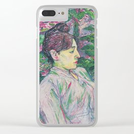 The Greens Clear iPhone Case