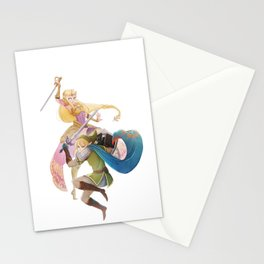 Hyrule Warriors Stationery Cards
