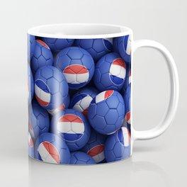FRANCE FOOTBALLS Coffee Mug