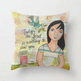 Favor Throw Pillow