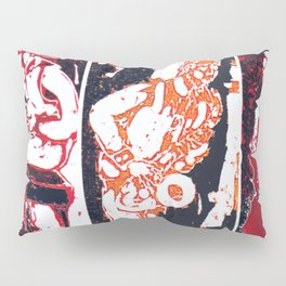 Jazzing it up          by Kay Lipton Pillow Sham