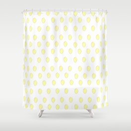 Sweet Citrus Shower Curtain
