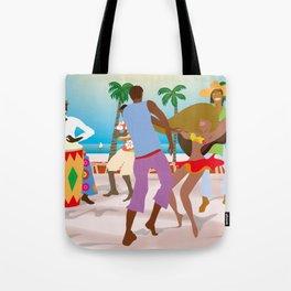 Dance Holiday! Tote Bag