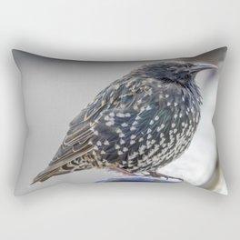 Starling. Rectangular Pillow