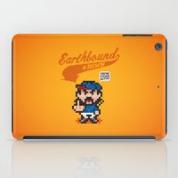 earthbound iPad Cases featuring Earthbound & Down by Jango Snow