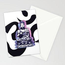 Ohm Wave Stationery Cards