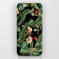 botanical iPhone & iPod Skins featuring BOTANICAL  by sametsevincer