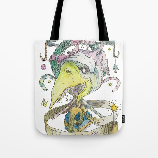 natal 4ever Tote Bag
