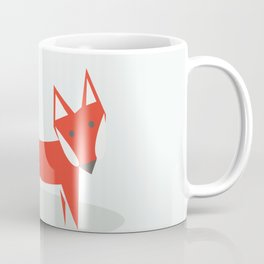 Cute Fox Coffee Mug