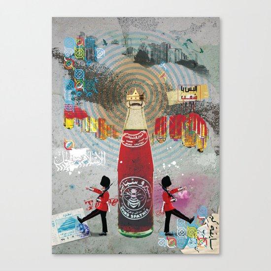 Spiro Spathis Canvas Print