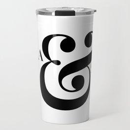 Vodka and Soda Travel Mug